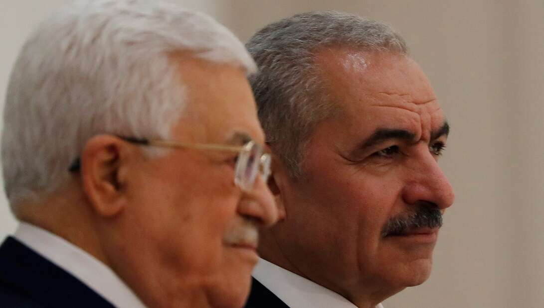 New Palestinian government beleaguered by 'corruption, nepotism and