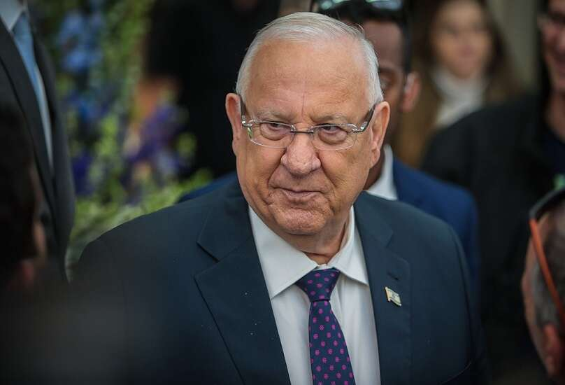 Rivlin: I will ask Netanyahu to form government