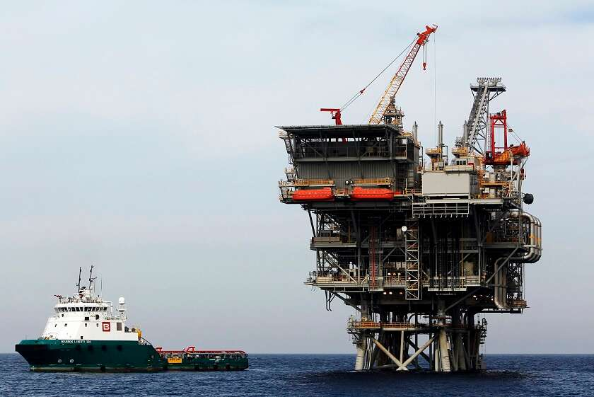 Greece's Energean discovers natural gas reserve offshore Israel