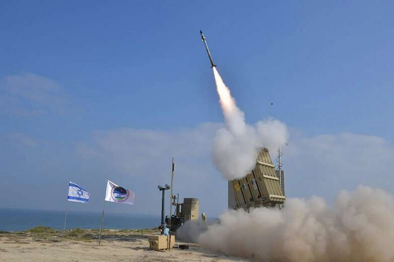 Israel military exports totaled $7 5 billion in 2018, a drop of 18