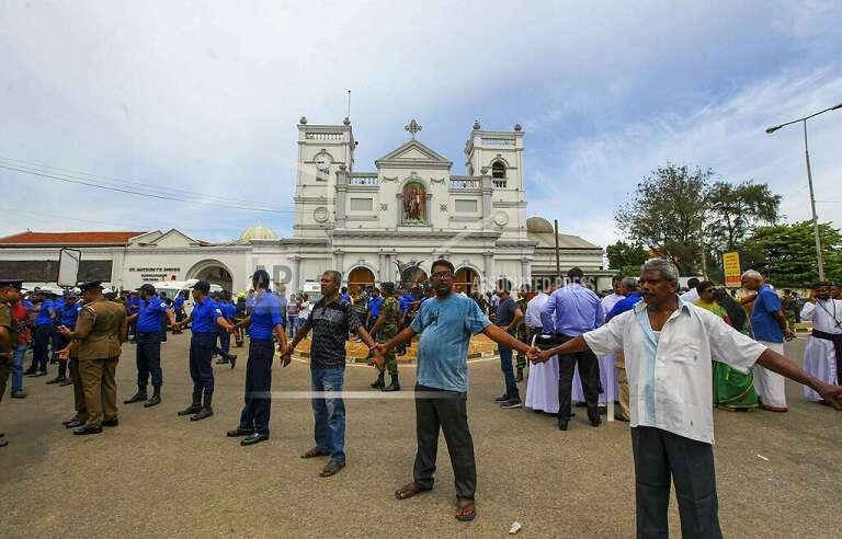 A look at Sri Lanka's troubled recent history