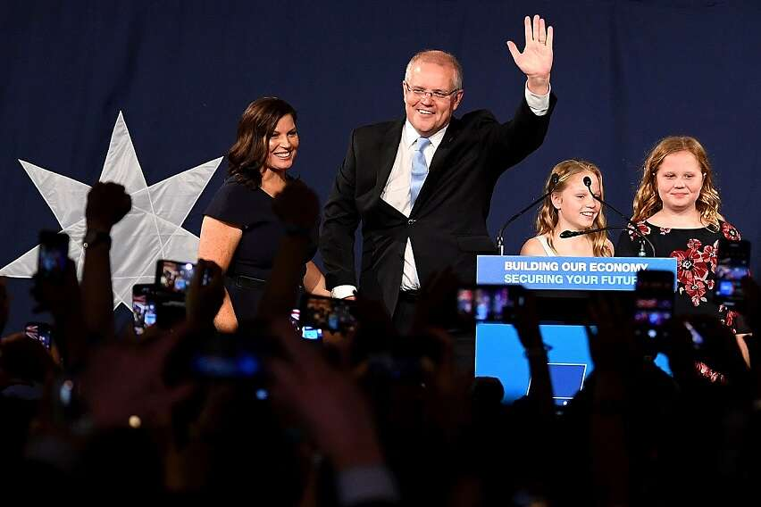 Morrison's win in Australia foretells even stronger ties with Israel