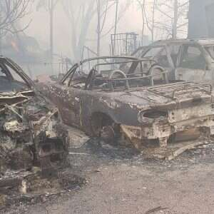 Wildfires sweep across Israel as heatwave grips region - www.israelhayom.com