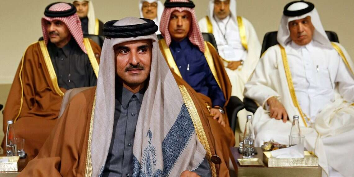 Is Qatar Foundation using university grants to fund radical individuals, groups on campus?