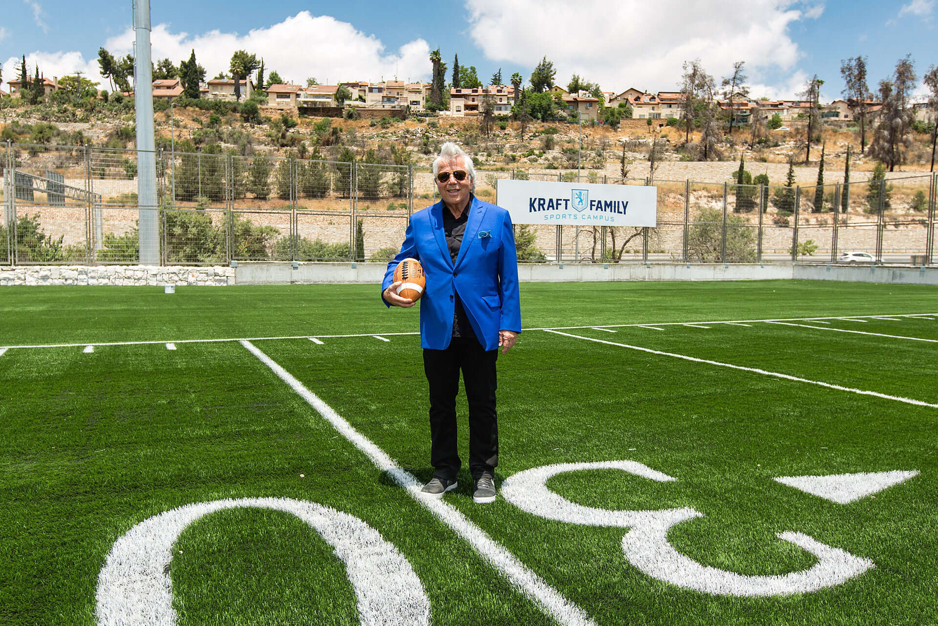 Patriots Kraft To Receive Warm Welcome In Israel Wwwisraelhayomcom