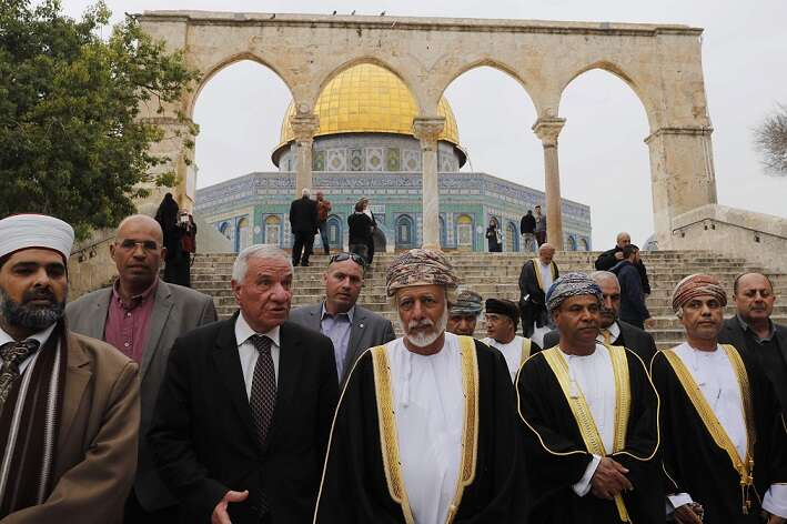 Oman announces plan to open embassy in Ramallah - www israelhayom com