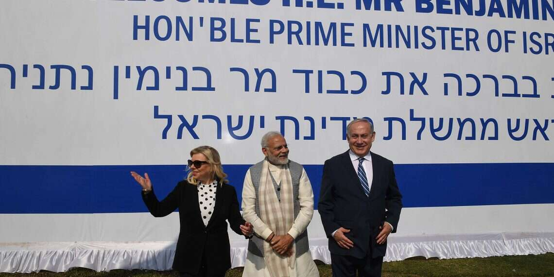What Modi's re-election in India means for Israel