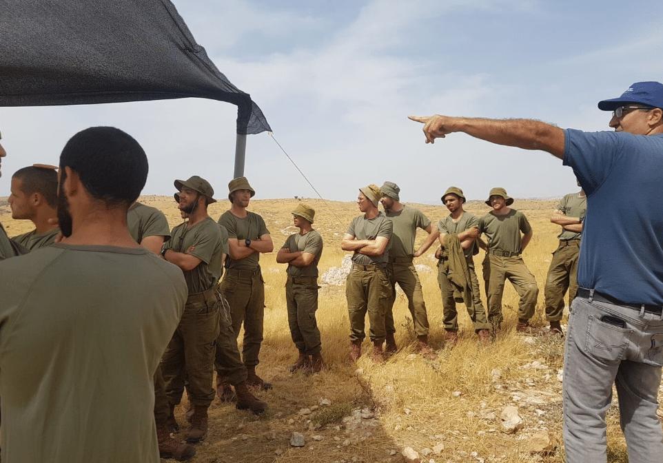 Ever vigilant: IDF troops uncover biblical-era watchtower - www.israelhayom.com