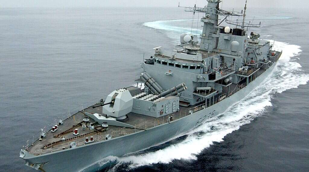 Royal Navy to protect UK vessels passing through Strait of Hormuz