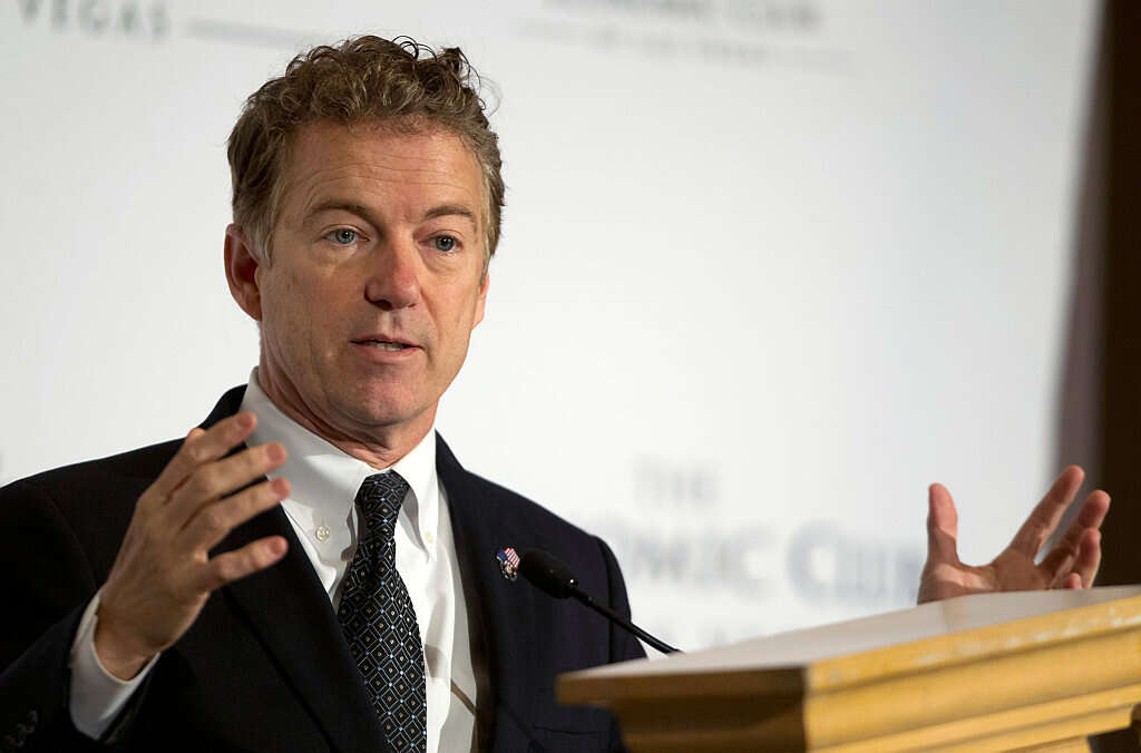 Report: Sen  Rand Paul met Iranian FM on possible talks with