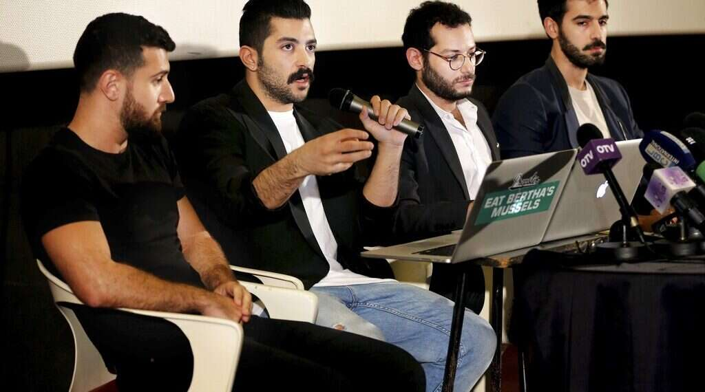 Lebanese rock band takes center stage in freedoms debate