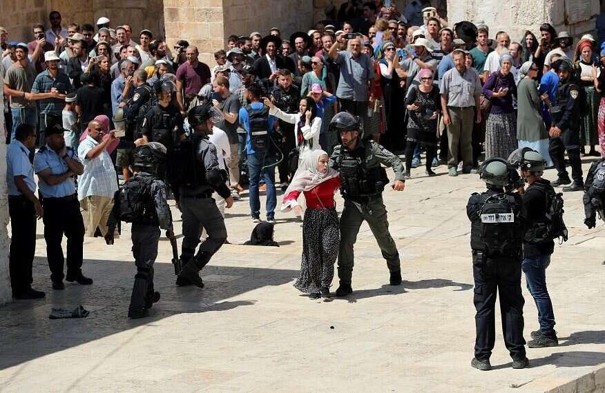 Record number of Jews visit Temple Mount on Tisha B'Av despite riots -  www.israelhayom.com