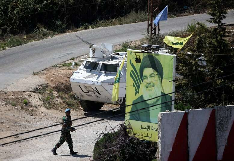 UNIFIL to open probe following Hezbollah attack on Israel-Lebanon border - www.israelhayom.com