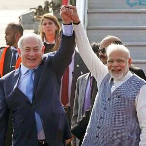 Netanyahu, Modi celebrate friendship between Israel and India online - www.israelhayom.com