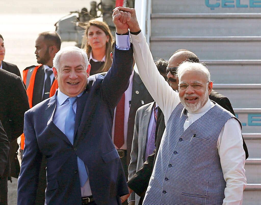 Netanyahu, Modi celebrate friendship between Israel and India online