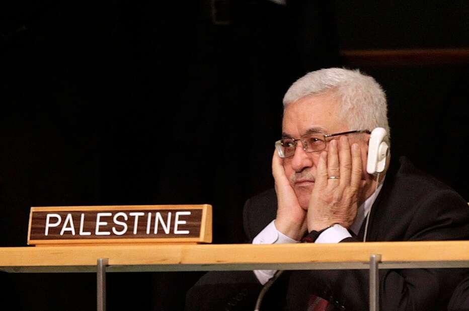 Palestinians slam UAE-Israel treaty as 'stab in the back'