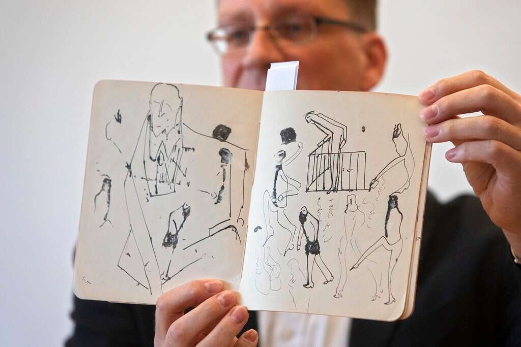 Israel National Library displays last batch of Kafka works - www