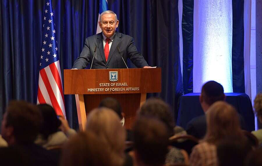 PM meets with 41 Congressional Democrats in Jerusalem - www