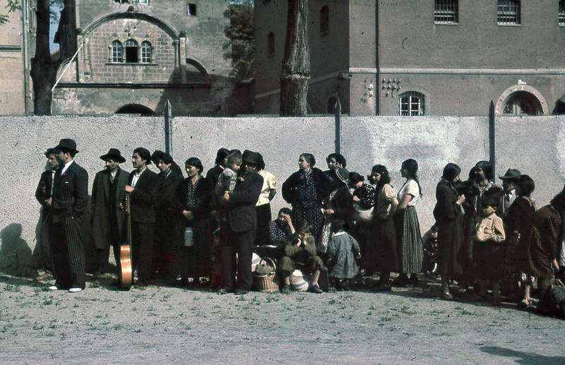 Long ignored, Roma genocide mourned 75 years on at Auschwitz