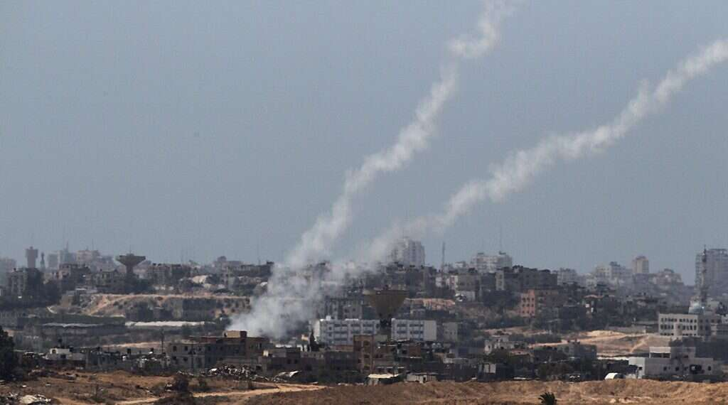 Rockets fired from Gaza fall short, wound 7 Palestinians