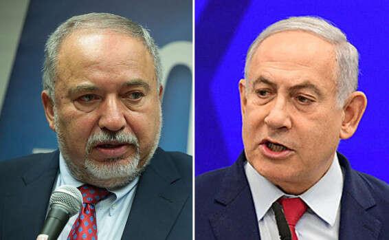 Source: Lieberman cherche à faire remplacer Netanyahu à la tête du Likoud