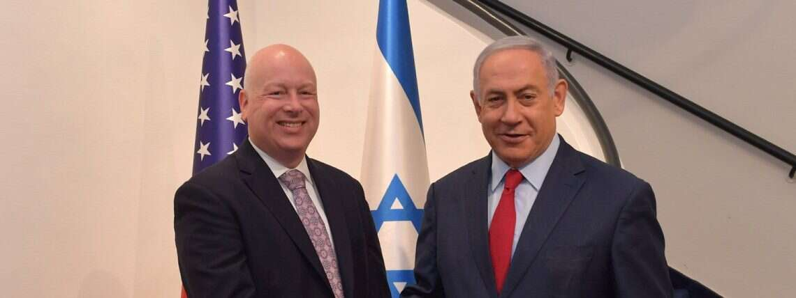 As Mideast prepares for peace plan, Greenblatt's legacy lives on