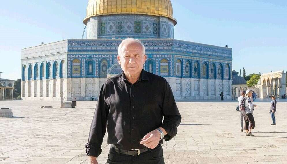 'We assume there are weapons stockpiles on the Temple Mount'