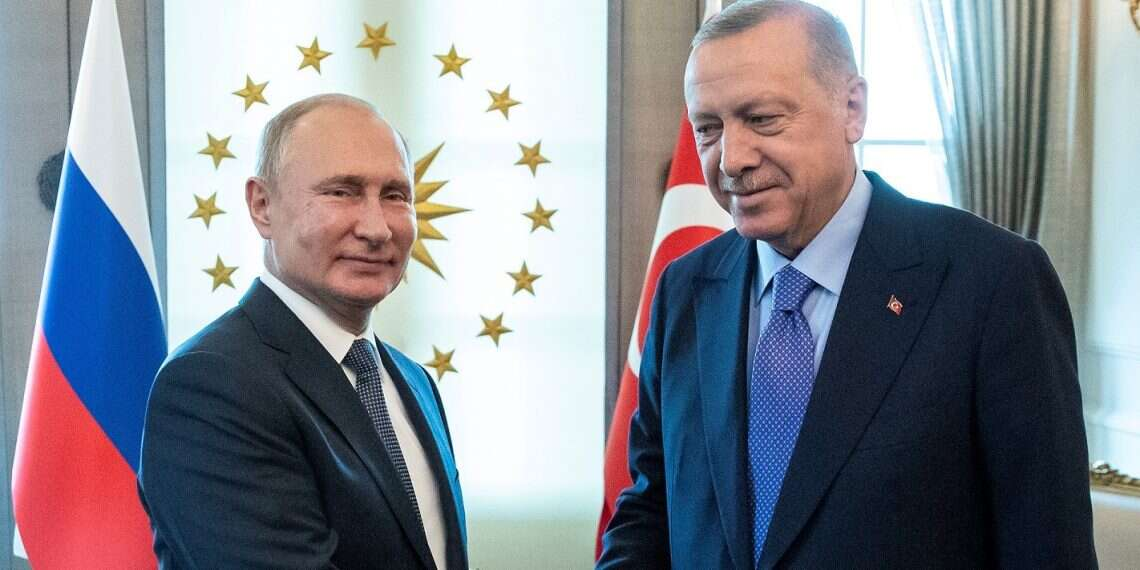 Turkish move into Syria gives Putin a chance to ramp up Middle East role