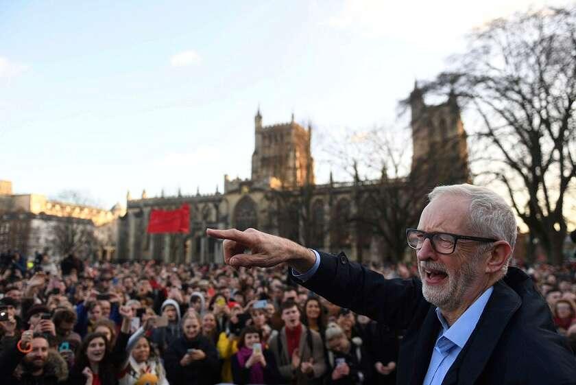 Rapport: le Hamas agit pour faire élire le leader travailliste Corbyn