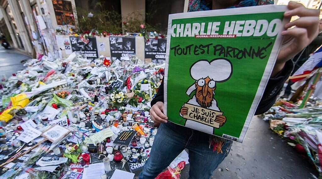 5 Years On France To Try Suspects In Charlie Hebdo Killings Www Israelhayom Com