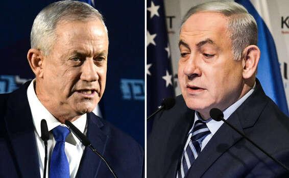 Netanyahu, Gantz clash as sovereignty target date nears