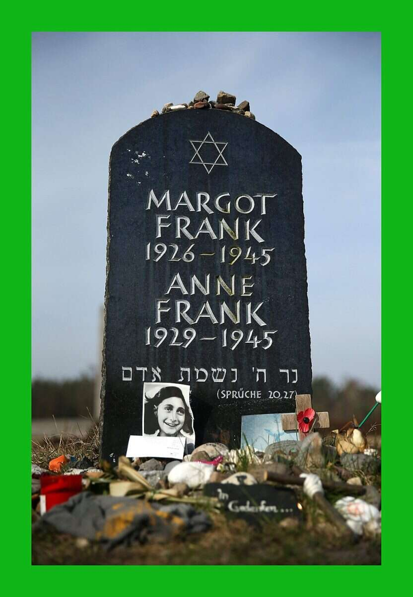 According to this Jewish activist, Anne Frank 'did not die from a concentration camp' - www.israelhayom.com