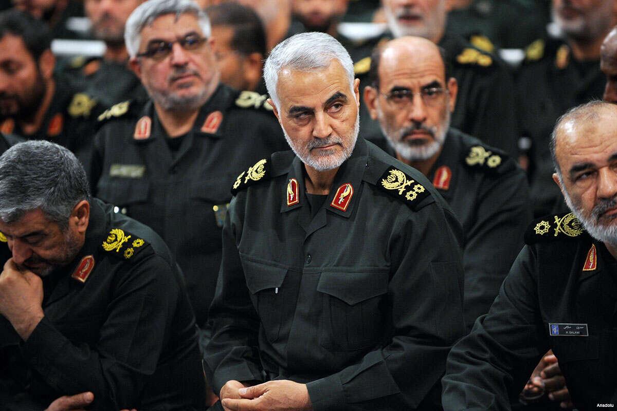 Rezultat iskanja slik za Qassem Soleimani