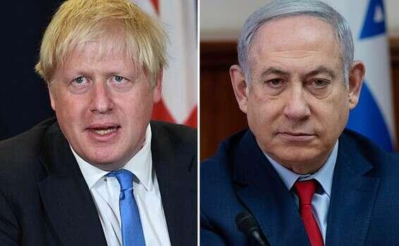 Israël demande au Royaume-Uni d'inclure la Judée et la Samarie dans le futur accord de libre-échange