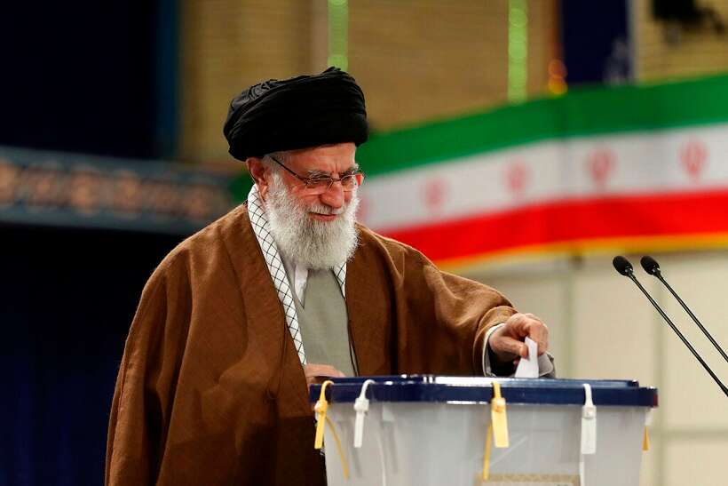 Iran elections: Hardliners heading toward landslide victory