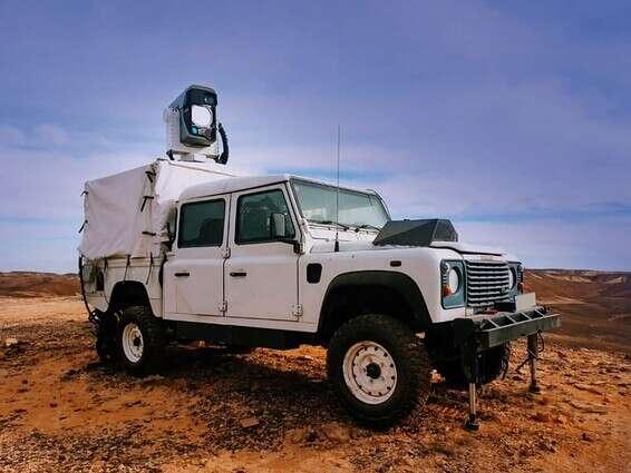 Ce nouvel intercepteur laser apportera-t-il du calme dans le sud d'Israël? Cette vidéo peut offrir un indice