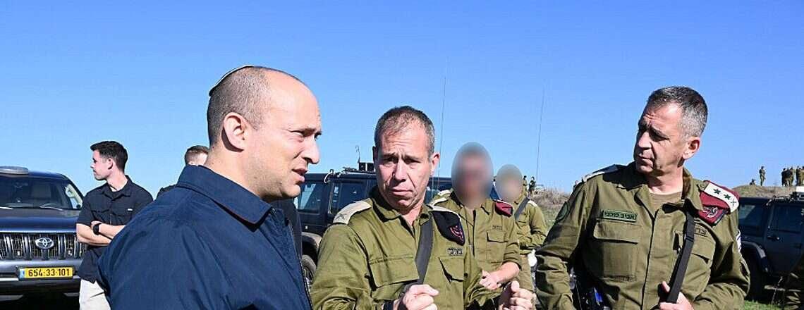 """Le ministre de la Défense, Bennett, promet de """"suffoquer le chef de la pieuvre iranienne"""""""