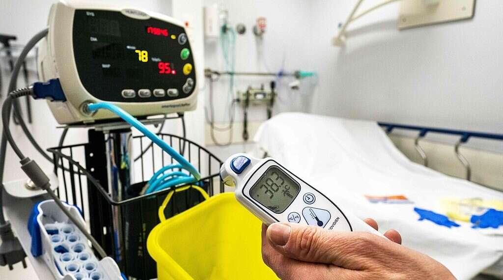 «Des milliers de patients corona seront sous ventilateurs dans 2 semaines»