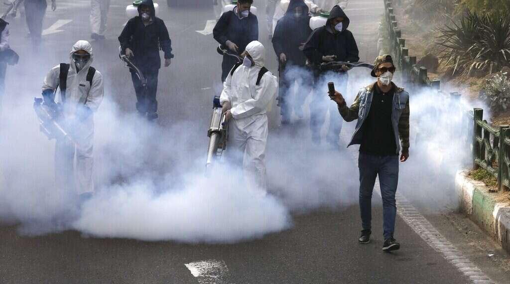 En Iran, la fausse croyance que le méthanol combat le coronavirus tue des centaines