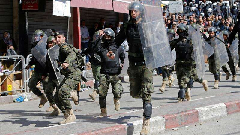 Report: PA suspends security ties with Israel, Hamas warns ...