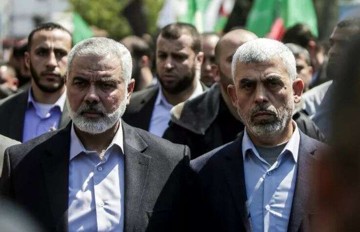 Hamas leaders at odds over prisoner swap with Israel