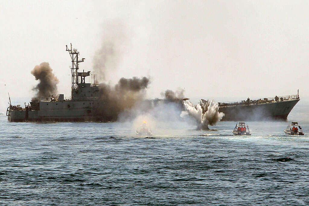 Iran steps up threats against UAE over deal with Israel - www.israelhayom.com