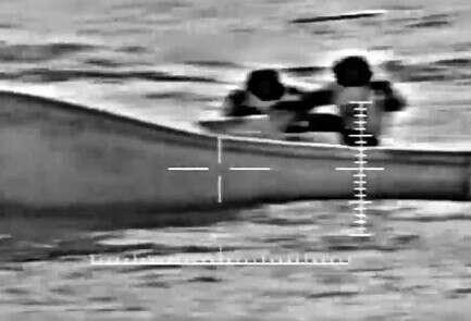 Les FDI arrêtent un important passeur lors d'un raid naval au large de Gaza