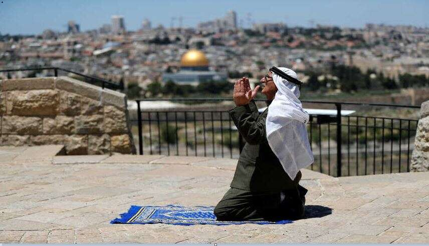 'Arabs, not Jews, founded and built Jerusalem'