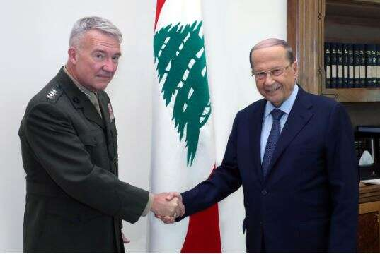 US affirmssupport for Lebanon as Hezbollah steps up criticism