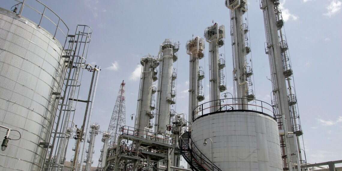 'Incident' damages construction near Iranian nuclear site