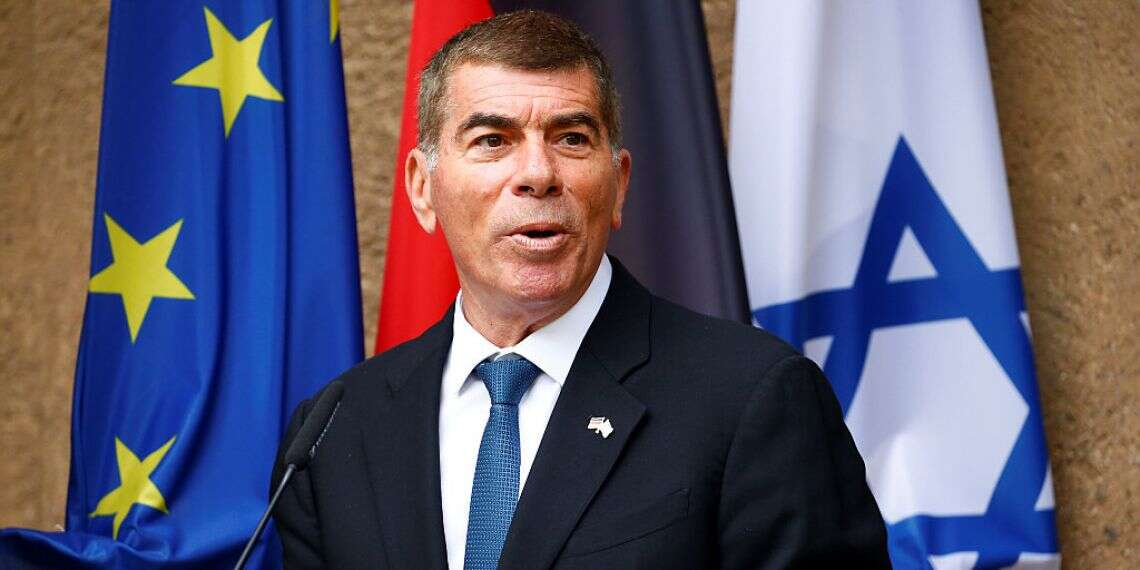 Ashkenazi meets EU counterparts in Germany on first diplomatic trip overseas - www.israelhayom.com