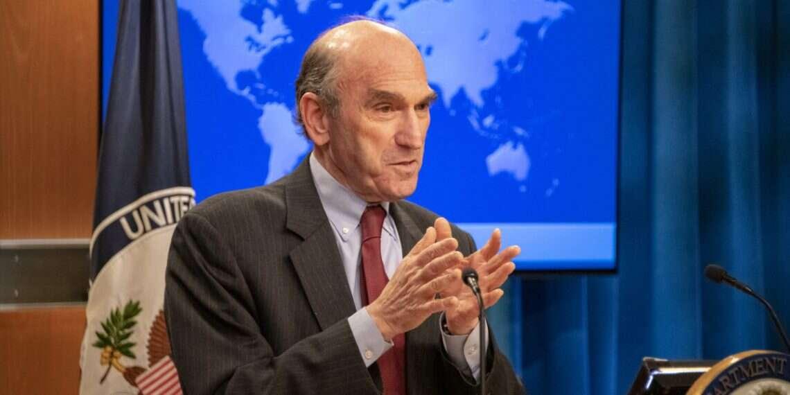 Foreign policy hawk Elliott Abrams named new US envoy on Iran