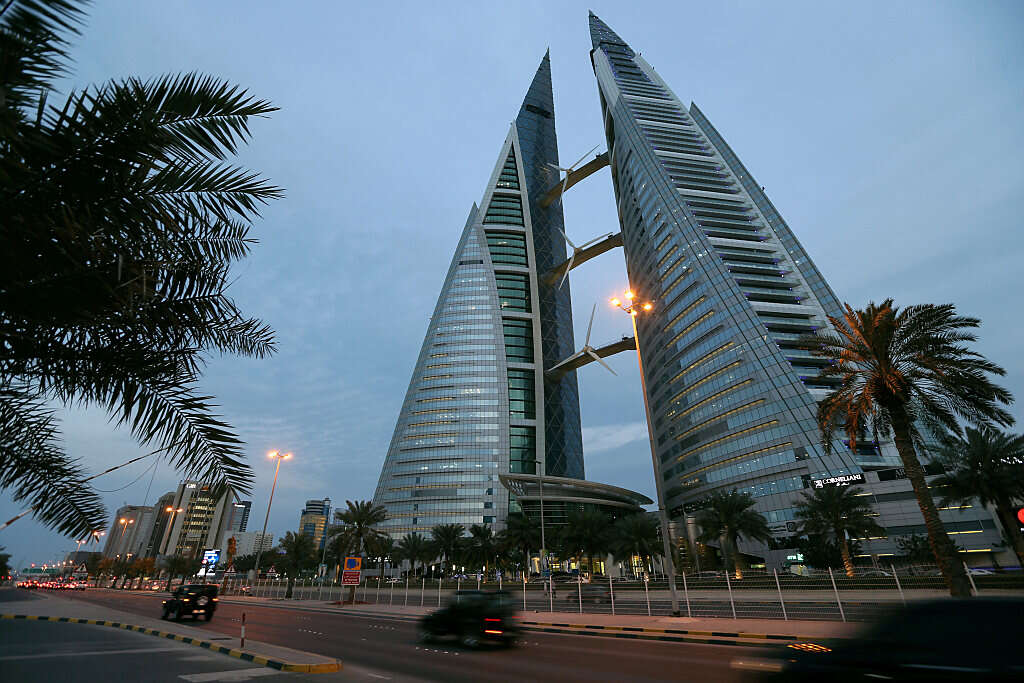 Bahrain says UAE-Israel agreement boosts chances of peace