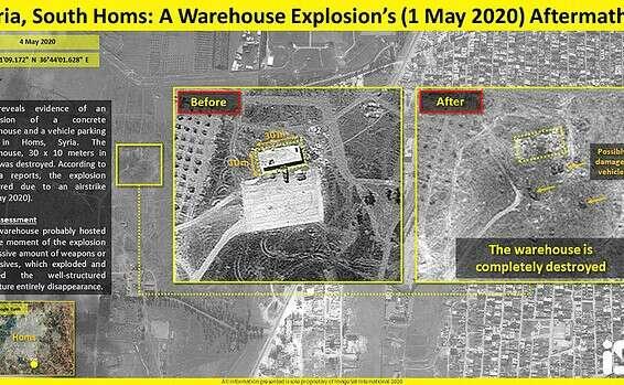 Une étude turque cartographie le retranchement de l'Iran en Syrie
